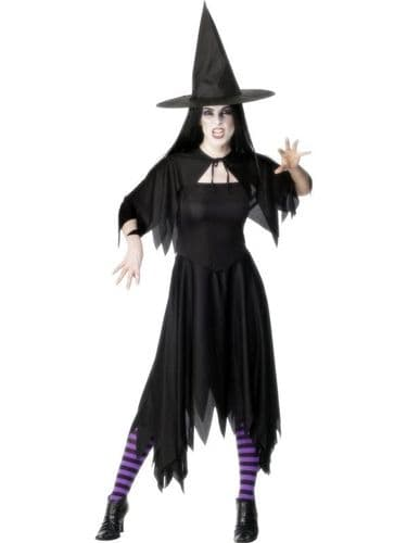 Witch - Halloween Fancy Dress (Smiffys 29364)