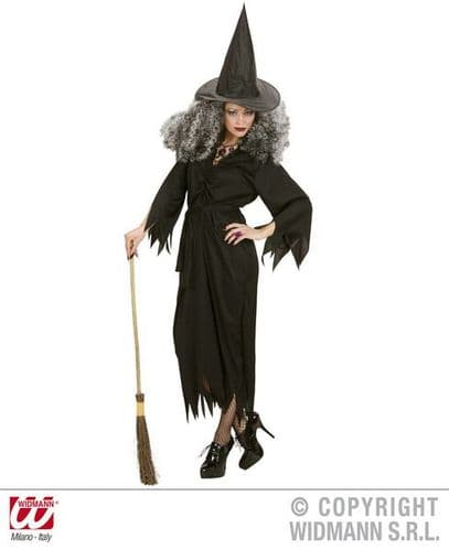 Witch - Halloween Fancy Dress (Widmann 02652)