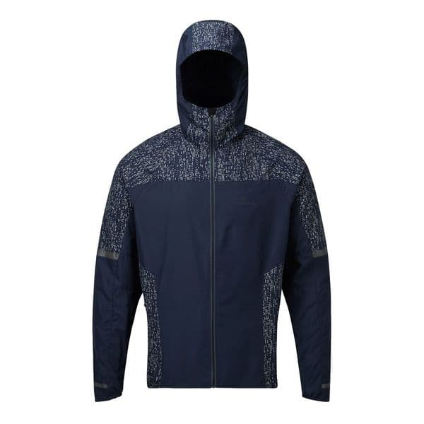 Men's Ronhill Life Night Runner Jacket