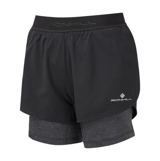 Women's Ronhill Tech Twin Short