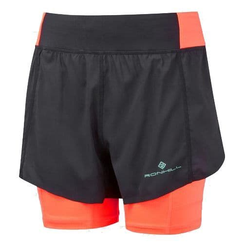 Women's Ronhill Tech Ultra Twin Short
