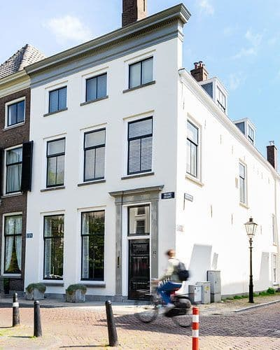 A glimpse inside this Dutch House