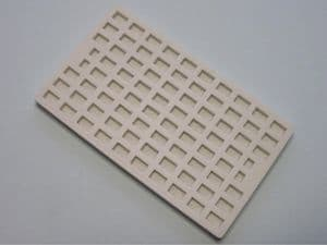 "1:35 Scale 6""x 10"" Setts (Cobblestones) Mould (1350011)"