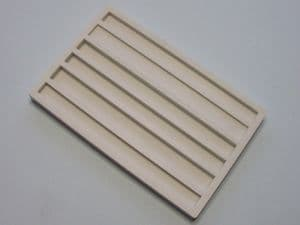 1:35 Scale Concrete Lintels and Sills (for 7mm walls) Mould (1350021)