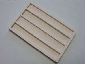 1:35 Scale Stone Lintels and Sills (for 12mm Wide Walls) Mould (1350025)