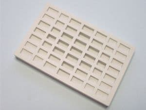 1:35 Scale Stone Wall Blocks Mould (1350003)