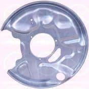 MERCEDES (W210) E-KLASSE 96-4.02 SPLASH PANE  BRAKE DISC, REAR AXLE LEFT, DIAMETER 1/ DIA