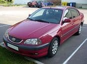 TOYOTA AVENSIS (T22) 2.98-02