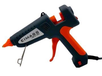100W EIMASS® Professional Hot Glue Gun To Use With  11mm Diameter Glue Sticks