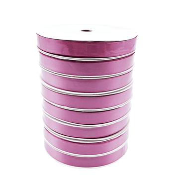 Dusky Pink (158) Premium Double Sided EIMASS® Satin Ribbons 6mm 10mm 15mm 20mm 25mm 38mm