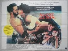 Against All Odds (1984) Vintage Movie Poster (AAO2)
