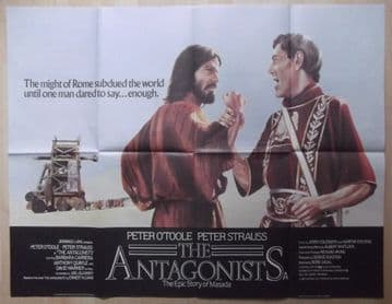 Original Film Posters - The Antagonists | Peter O'Toole