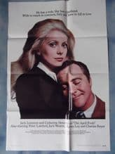 April Fools, Movie Poster, Jack Lemmon, Catherine Deneuve, '69