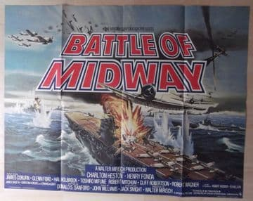 Movie Posters - Battle of Midway | War Posters | War Films