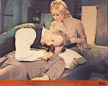 Frankenstein Must Be Destroyed,Original Movie Still, Peter Cushing, '70 #1