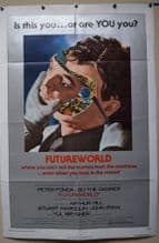 Futureworld Film Poster -  US One Sheet