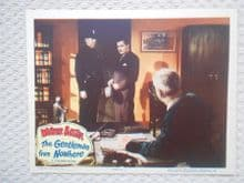 Gentleman from Nowhere, Original Lobby Card #5, Warner Baxter, Fay Baker, '48