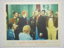 Gone With the Wind, Original lobby card, Clark Gable, Vivien Leigh, R61