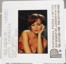 Izabella Scorupco Transparency slide 35mm Photo James Bond Goldeneye