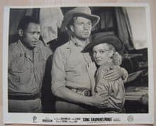 King Solomon's Mines, Gaumont British Pictures Still, Anna Lee, '37 (g)