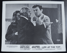 Life at the Top - Vintage Movie Still | Honor Blackman