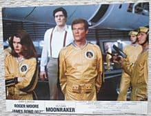 Moonraker, Original French still, James Bond, Jaws, Maud Adams, (JB44)