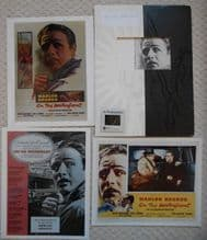 On the Waterfront, BFI bundle of 12 stills & a transparency, Marlon Brando, '89