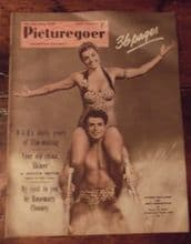 Picturegoer February 20th 1954 Edition, National Film Weekly, Esther Williams.