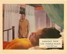 Purple Plain , Original Movie Still, Gregory Peck, '54 z036
