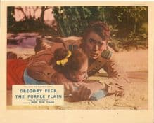 Purple Plain, Original Movie Still, Gregory Peck, '54 z045