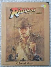 Raiders of the Lost Ark, Collectors book, Harrison Ford, '81