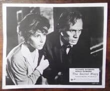 Secret Ways, Original Movie Still, Richard Widmark, Sonja Ziemann '61 z032