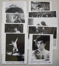 Staying Alive, 10 original stills, John Travolta, Cynthia Rhodes, '83