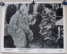 The Circus (1950s) FOH Film Still Charlie Chaplin (e)