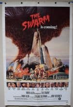 The Swarm Film Poster - US One Sheet