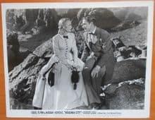 Virginia City, Original Movie Still, Errol Flynn, Miriam Hopkins, '40