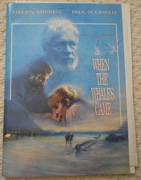 When the Whales Came, Media kit, stills and more! Helen Mirren, Paul Scofield 89