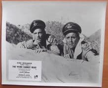 Wind Cannot Read, Original Movie Still, Dirk Bogarde, John Archer, '58 z11