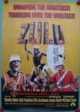Zulu - 50th Anniversary Poster | Michael Caine