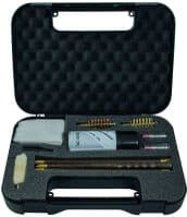 Premium Shotgun Cleaning Kit Cased With Oil Rods Brushes .12g 20g .410