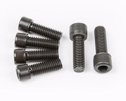 BSD Spare Stem Bolts Kit (6 Bolts) - Black
