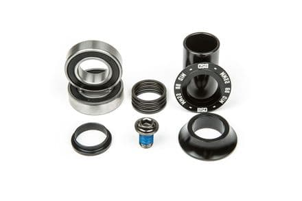 BSD Substance Bottom Bracket - MID - Black - 22mm