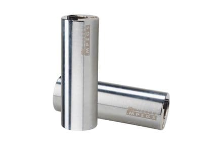 "Odyssey MPEGs Peg (4"" Length) - Chrome - Each"
