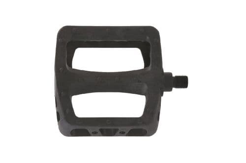 """Odyssey Twisted PC Pedals (1/2"""" pedal threads) - Black"""