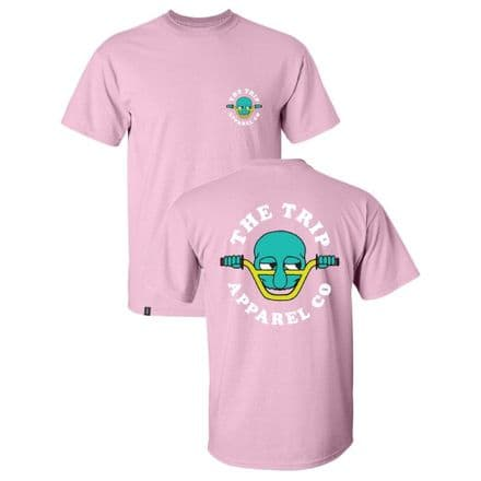 The Trip Kilroy T-Shirt - Pink XXL