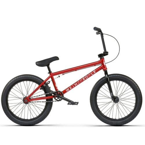 """Wethepeople Arcade Freestyle BMX Candy Red 20.5"""" TT"""