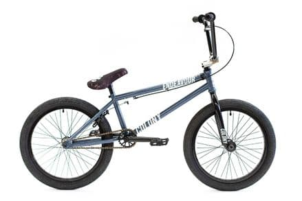 """Colony Endeavour Complete Bike 21"""" - Dark Grey / Polished"""