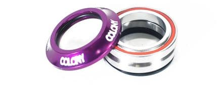 Colony Integrated Headset - Purple