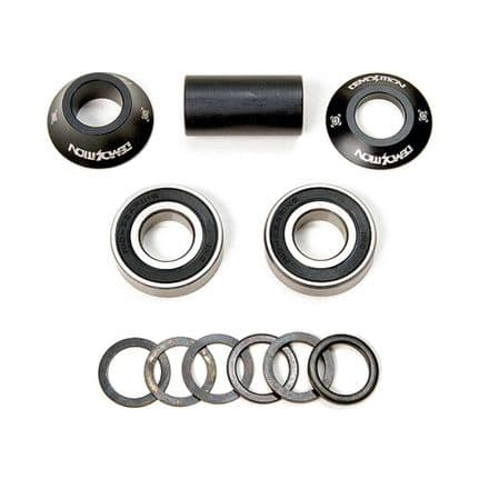 Demolition Mid BB Set 19mm Black