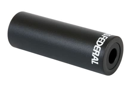 "Federal 4.5"" Plastic / Chromoly Peg - Black 14mm (Each)"